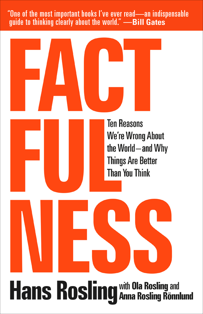 The Visual Storytelling of Factfulness - Present Your Story